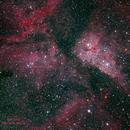 NGC3372 Eta Carina Nebula,                                Gordon Hansen