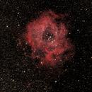 Rosette Nebula,                                Mark Burkatzki
