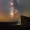 Milky Way from Sadrazamköy,                                Sinan Arkin