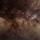 Scutum - Sagittarius,                                Geoff Scott