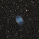M27 - Dumbbell Nebula,                                Chris Massa