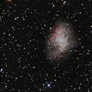 Crab Nebula - M 1,                                GALASSIA 60