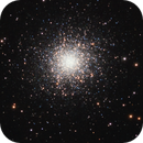 M13 The Great Globular Cluster in Hercules,                                Eshan Toorabally