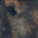 Near-miss of NGC7000,                                Philipp Weller
