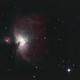 M42 - The Orion Nebula,                                Mattes