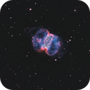 Little Dumbbell Nebula - M76,                                Anis Abdul