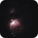 The Orion and Running Man Nebula,                                Kevin Smith