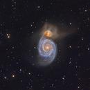 M51,                                Paddy Gilliland
