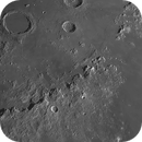 Lunar Apennines  and a magnificent trio,                                Toni Adrover