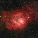 M8 Nebulosa Laguna,                                Pedro Asunción