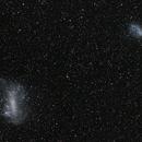 Magellanic clouds wide field,                                Rodney Watters