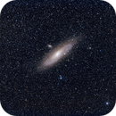 M31: The Andromeda Galaxy,                                falke2000