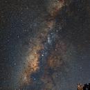 Milky Way,                                Vijay Vaidyanathan