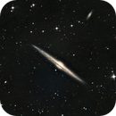 NGC 4565 Needle Galaxy,                                Anne-Maree McComb