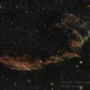 NGC 6992 / 6995 Eastern Loop of the Veil Nebula,                                Kevin Fitzpatrick