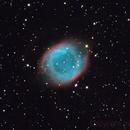 NGC7293 - Nebulosa Hélix,                                Irineu Felippe de Abreu Filho