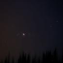 Orion nebula widefield Samyang 135 mm,                                PhiKoeh
