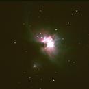 Orion M42,                                dingleydell