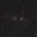 The double cluster,                                Glenn Diekmann