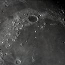 Moon : Mare Imbrium , Plato ,                                Wanni