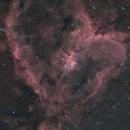 Heart Nebula HaRGB,                                J. Norris