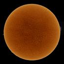 Sun/ mosaic/ 08/10/2015 10:08 UTC  4kx4k pix.,                                Pawel Warchal