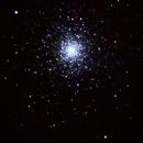 Globular cluster M92,                                Olli67