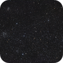 Clusters of Cassiopeia,                                yock1960