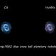 ngc7662(Blue snowball planetary nebula) o3_Lums_RGB,                                *philippe Gilberton