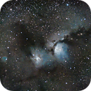 M78 in Orion,                                maxchess