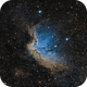 NGC7380 - The Wizard Nebula,                                José Fco. del Agu...