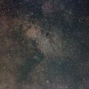 M24 kleine Sagitarius Sternwolke,                                woddy