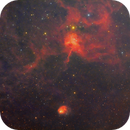 IC417 The Spider and the Fly,                                Carastro