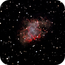 M1 - The Crab nebula in Taurus,                                Mataratzis