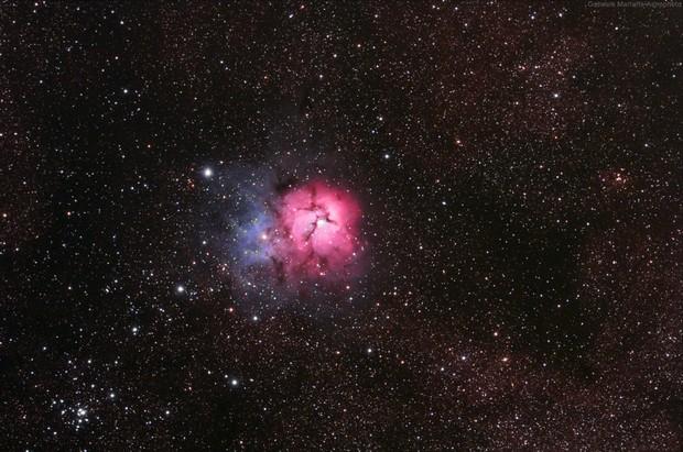 M20 Nebulosa Trifida,                                Gabriele Marraffa