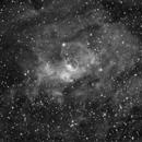 Bubble Nebula - Ngc 7635,                                Peppe.ct