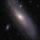 Andromeda Galaxie M31,                                Michael Deyerler