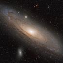 Stellarvue SVX102T First Light,                                Alex Roberts