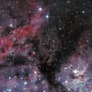 NGC 3372 Carina Nebula,                                Michel Lakos M.