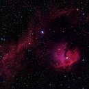 IC 2177-The Seagull nebula,                                gibran85