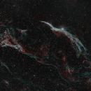 The witch's broom nebula,                                Jan Monsuur