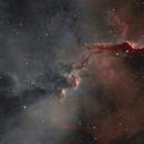 IC1396 - Elephant's Trunk Nebula HaOIIISIILRGB,                                Peter Goodhew