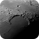 Sinus Iridum and Gruithuisen domes - 12.09.2020r,                                Loxley