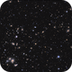 Hercules Galaxy Cluster - Abell 2151,                                astrodani