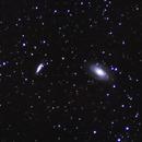 Bode galaxy and Cigar galaxy,                                Magix92