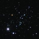 NGC 457 Eulenhaufen,                                Spacecadet