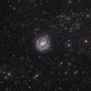 NGC 5101,5078 and dust: remake,                                Vadim Kozatchenko