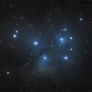 M45 Pleiades,                                MarkusB