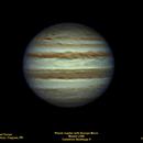 Planet Jupiter (Europa Moon),                                Fernando Roquel Torres
