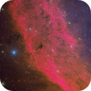 California Nebula HORGB - NGC 1499,                                Eric Coles (coles44)